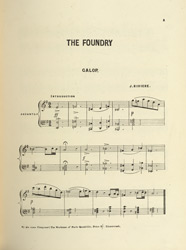 The Foundry Gallop part 03